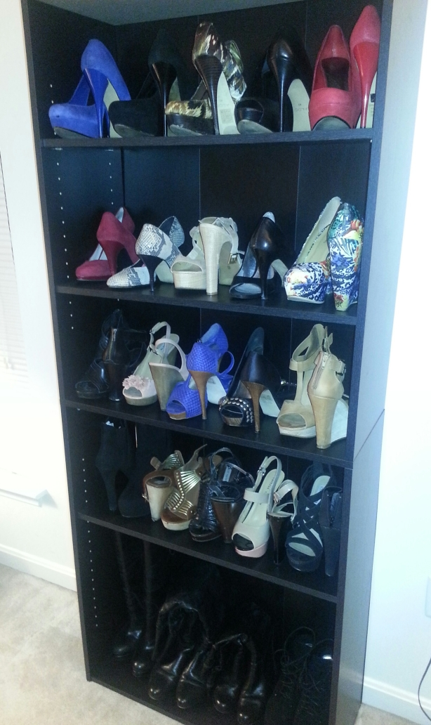 shelf shoes plans