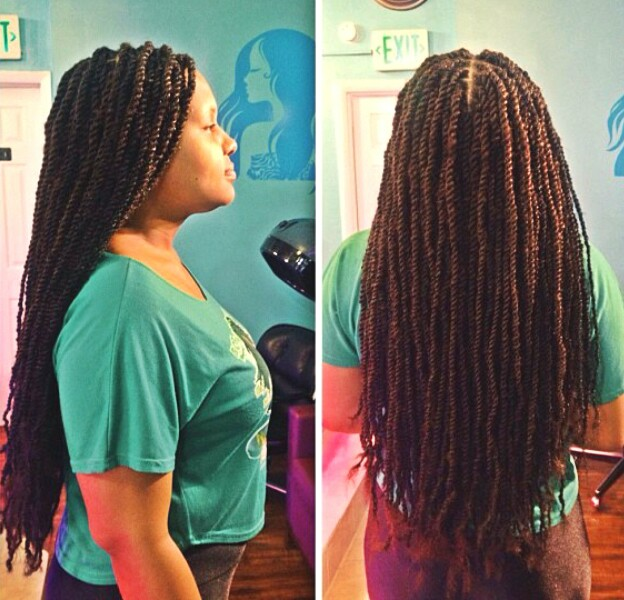 Protective Styling Marley Twists The Naturalista Chronicles